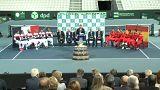 Coupe Davis : un absent omniprésent pour France-Espagne
