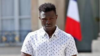 French 'Spider-Man' receives French citizenship