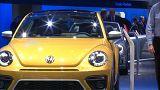 Volkswagen: Das Aus für den Beetle