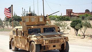 آمریکا و شورشیان در جنوب سوریه رزمایش برگزار کردند