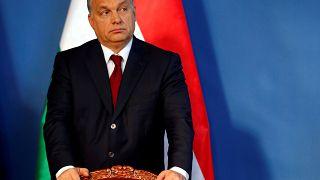 Brüsszelből küldenek zsoldosokat Magyarországra Orbán szerint