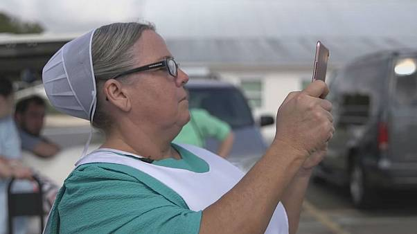 How some Amish communities are opening up to modern technology | NBC Left Field