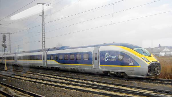 Eurostar St Pancras staff will go on strike on Sept. 30, 2018.