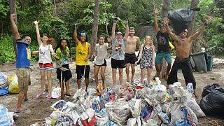 روز جهانی پاکسازی زمین؛ بزرگترین رویداد جهانی برای جمع آوری زباله