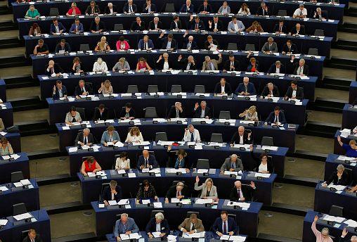 Charge politique de l'UE