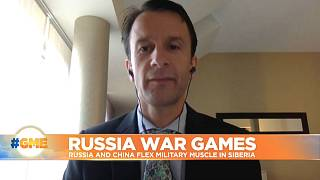 What's behind Russia's war games involving China?