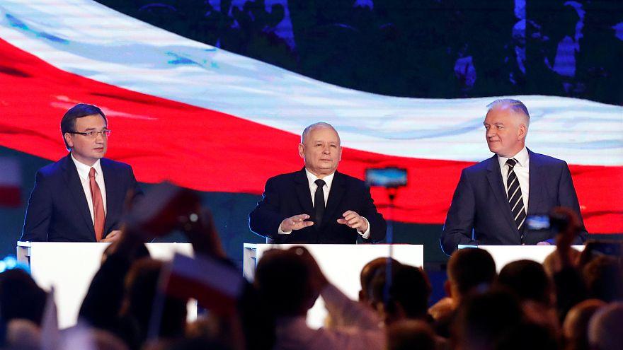 Finaliza el ultimátum de Bruselas a Polonia