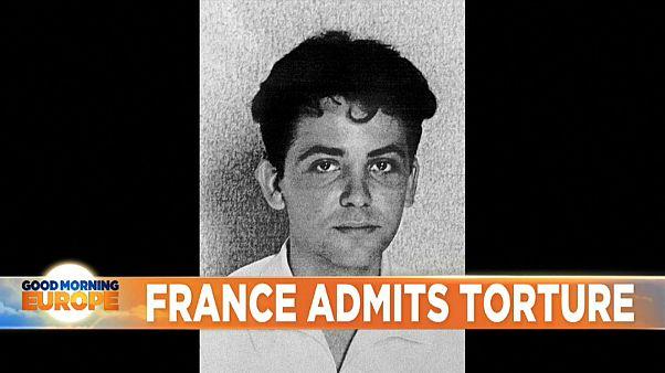 France recognises torture during Algeria war for first time