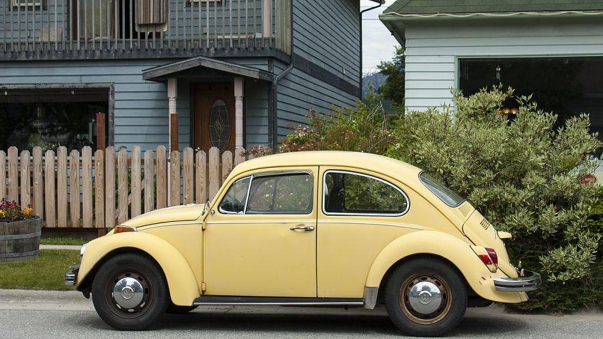 Volkswagen S Beetle Car