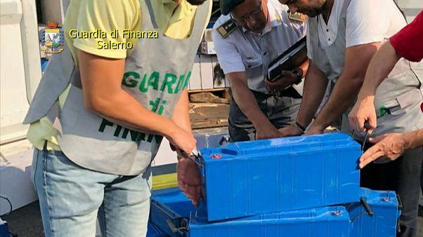 Italia: sequestrate 60 tonnellate di rifiuti dirette in Burkina Faso