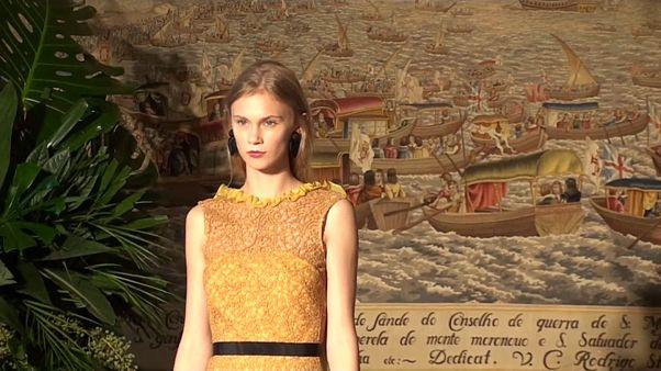 Sophia Kah: Moda Made in Portugal em Londres