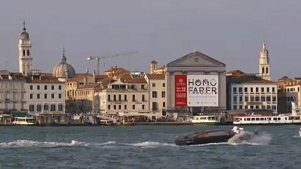 Europäische Handwerkskunst in Venedig