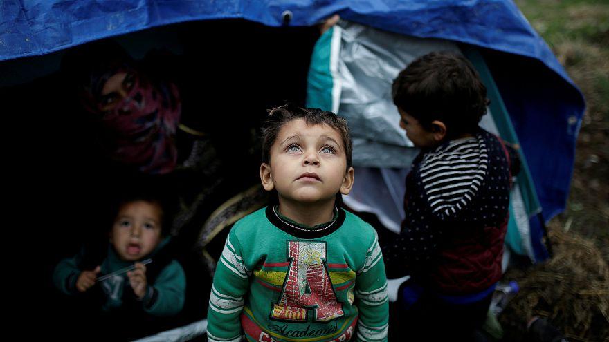 """Grèce : le camp de Moria, une """"bombe à retardement"""""""