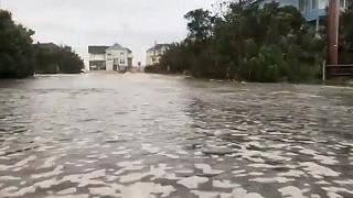 Β. Καρολίνα: Τα πρώτα θύματα του τυφώνα Φλόρενς