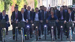 """Le """"plan vélo"""" du gouvernement français"""