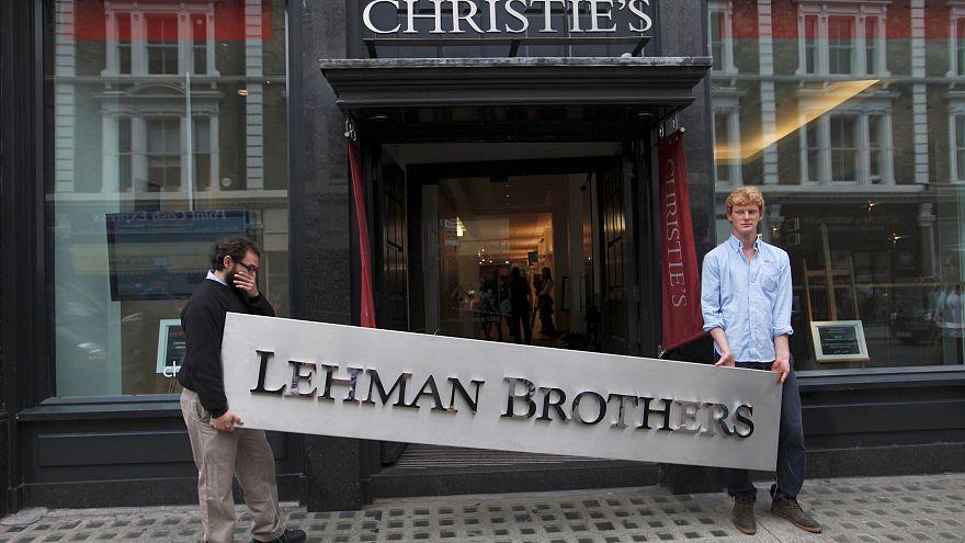 10 anni fa il crac di Lehman Brothers