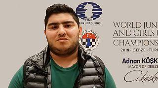 پرهام مقصودلو، شطرنج باز جوان ایرانی قهرمان جهان شد