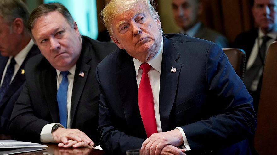 США и Китай: торговые войны