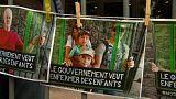 Proteste in Belgio contro i centri di detenzione per migranti