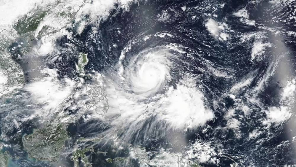 Typhoon Mangkhut hits Philippines with damaging winds, flooding rain; China next on alert