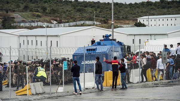 Üçüncü havalimanındaki grev yapan işçilere Uluslararası Sendikalar Konfederasyonu'ndan destek geldi