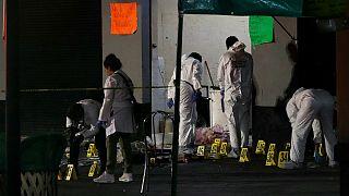 مکزیکو سیتی؛ ۳ نفر به ضرب گلوله مردان مسلح کشته شدند