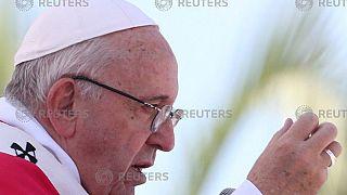 En Sicile, le pape cible la mafia