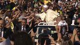 Papst fordert zu offener Kritik an Missständen in der Kirche auf