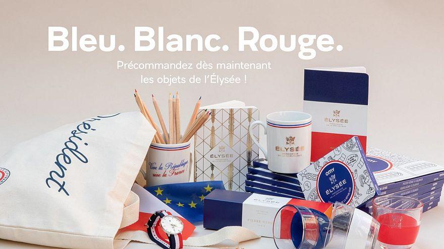 Fransa'da Cumhurbaşkanlığı Sarayı mağaza açtı: Gelir Elysee'nin onarımında kullanılacak