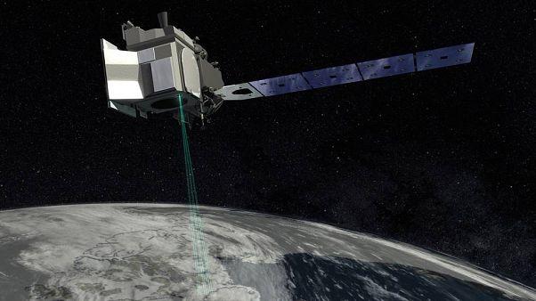 ICESat-2 uydusu lazerle buzulları ölçecek
