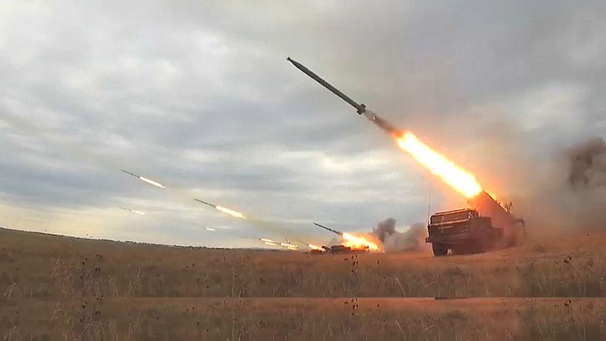 L'armée russe s'exerce en mer du Japon