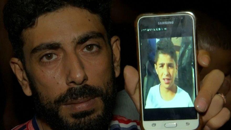 شادي عبد العال.. أصغر قتيل فلسطيني برصاص إسرائيل في الاحتجاجات