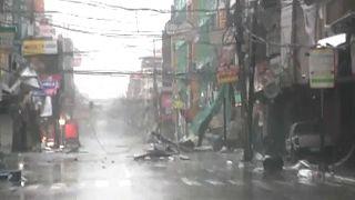 """""""Mangkhut"""" verwüstet die Nordphilippinen"""