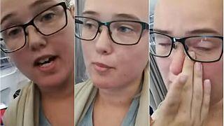 Afgan mülteci için uçakta eylem yapan İsveçli aktivist Elin Ersson'a soruşturma şoku