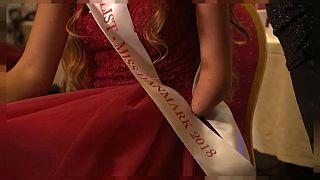 Video: Miss Denmark'ta engelli güzele özel ödül