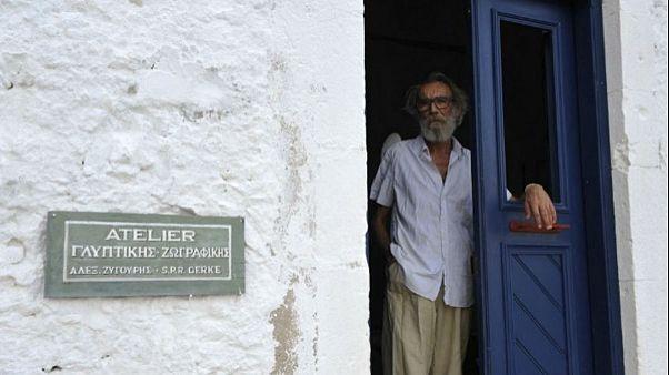 Αλέξανδρος Ζυγούρης, ο γλύπτης που δαμάζει την ύλη