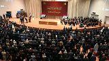 عضو فهرست نزدیک به ایران رئیس پارلمان عراق شد