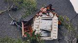 Furacão Florence faz pelos menos seis mortos