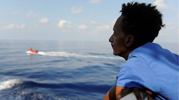 Can asylum seekers really be screened at sea? | Euronews answers