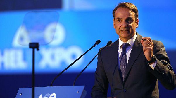 Κ. Μητσοτάκης στη ΔΕΘ: «Η ΝΔ θα καταψηφίσει τη συμφωνία των Πρεσπών»