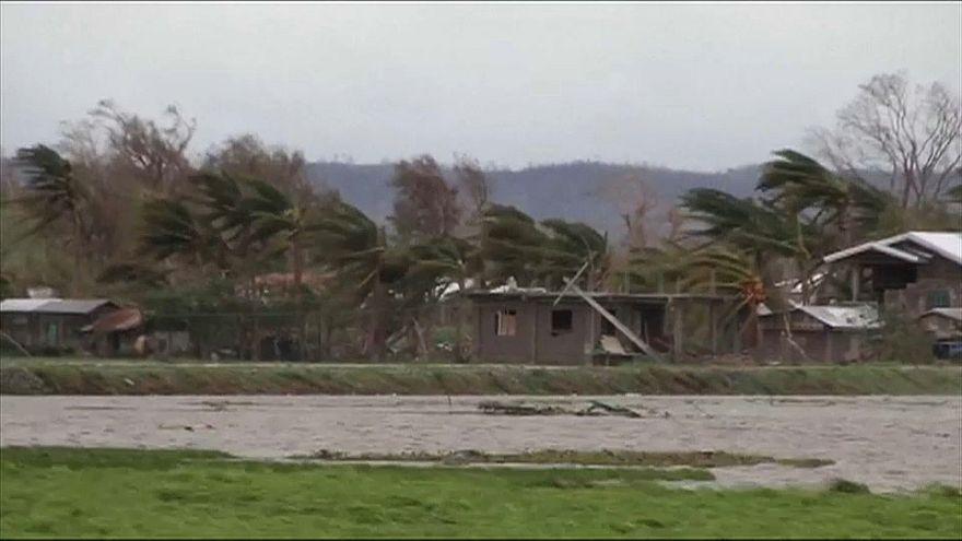 Macau em alerta máxima por causa do Tufão 'Manghkut'