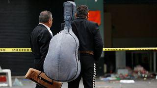 В Мексике ищут убийц в костюмах мариачи