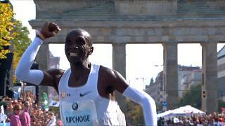 Марафон: бегун из Кении установил новый мировой рекорд
