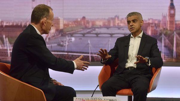 """""""Брексит"""": мэр Лондона призвал к повторному референдуму"""
