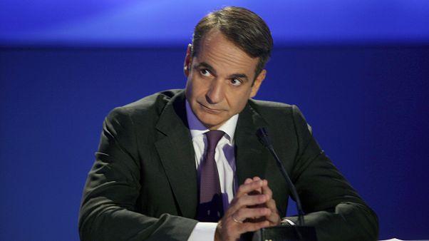 Εκλογές το συντομότερο δυνατό ζητεί ο Κυριάκος Μητσοτάκης