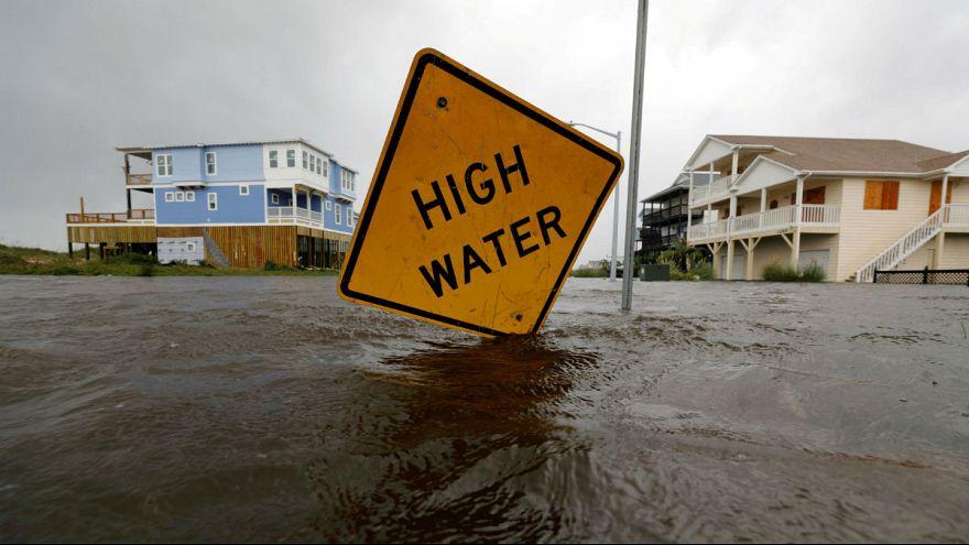 تلفات طوفان فلورانس به ۱۲ نفر رسید