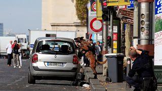 شرطة المتفجرات تشتبه في سيارة وسط باريس ولا وجود لتهديدات أمنية