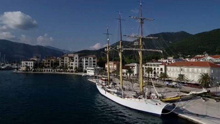 La nave che fa litigare Montenegro e Croazia