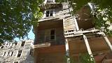 Büyükada: Prachtbau verfällt