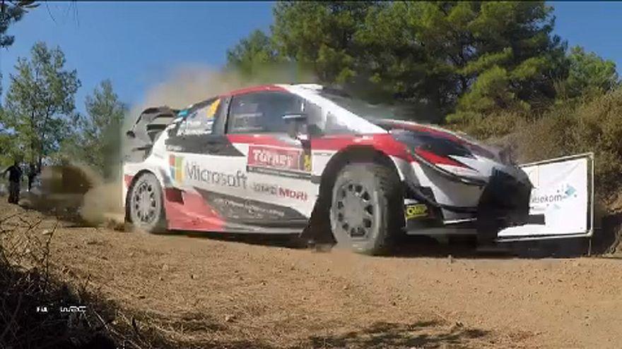 WRC: kettős Toyota siker és Tanak győzelme a Török Ralin